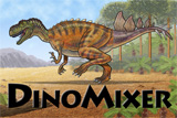 DinoMixer dinosaur mix and match iPhone app