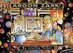 The Argon Zark! dead-tree edition