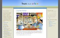 lines and colors weblog - drawing, painting, illustration, comics, cartoons, webcomics